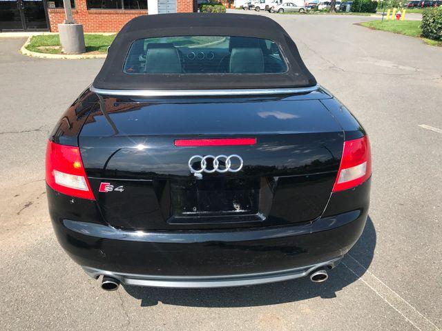 2005 Audi S4 QUATTRO CABRIOLET Leesburg, Virginia 11