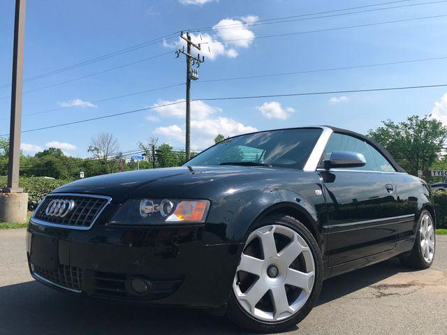 2005 Audi S4 QUATTRO CABRIOLET Leesburg, Virginia 15
