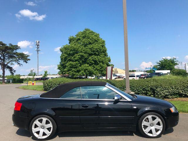 2005 Audi S4 QUATTRO CABRIOLET Leesburg, Virginia 13