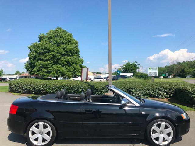 2005 Audi S4 QUATTRO CABRIOLET Leesburg, Virginia 5