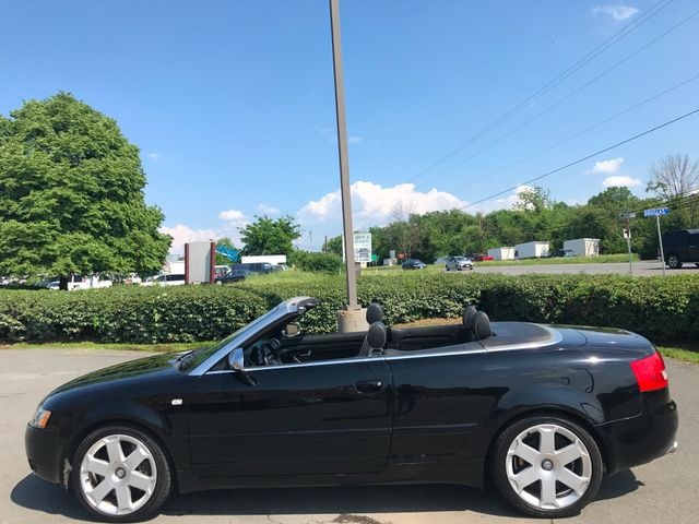 2005 Audi S4 QUATTRO CABRIOLET Leesburg, Virginia 6