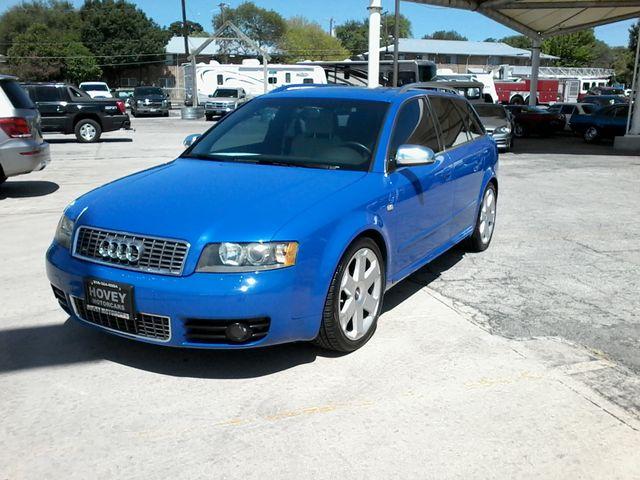 2005 Audi S4 San Antonio, Texas 1