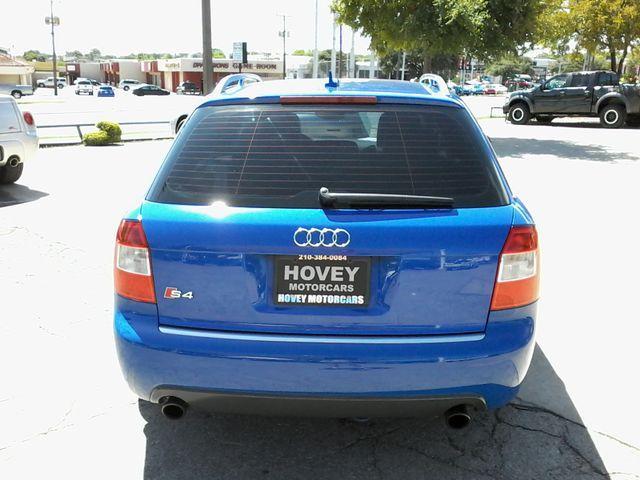 2005 Audi S4 San Antonio, Texas 6