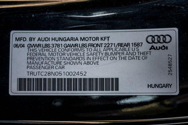 2005 Audi TT Reseda, CA 44