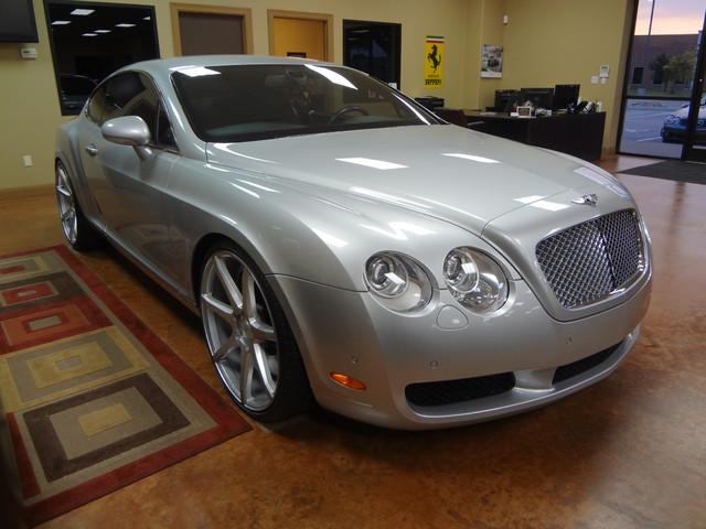 2005 Bentley Continental GT Austin , Texas 6