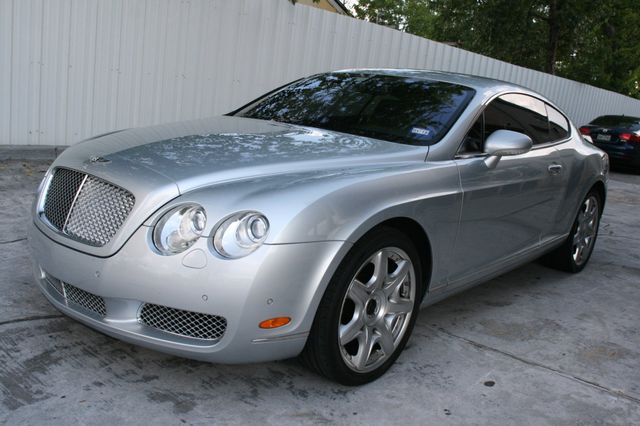 2005 Bentley Continental GT Houston, Texas 1