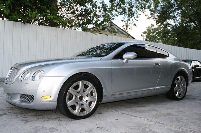 2005 Bentley Continental GT Houston, Texas 2