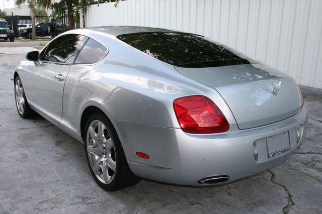 2005 Bentley Continental GT Houston, Texas 4