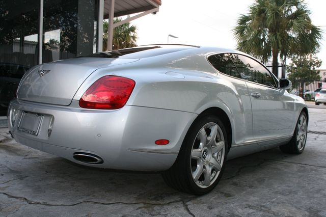 2005 Bentley Continental GT Houston, Texas 5