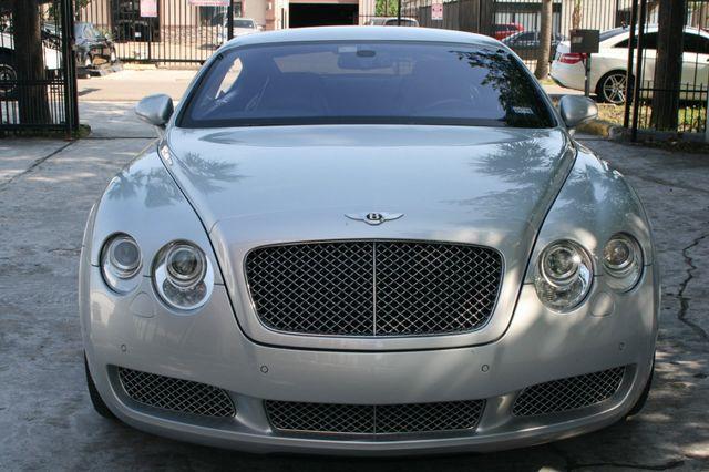 2005 Bentley Continental GT Houston, Texas 18
