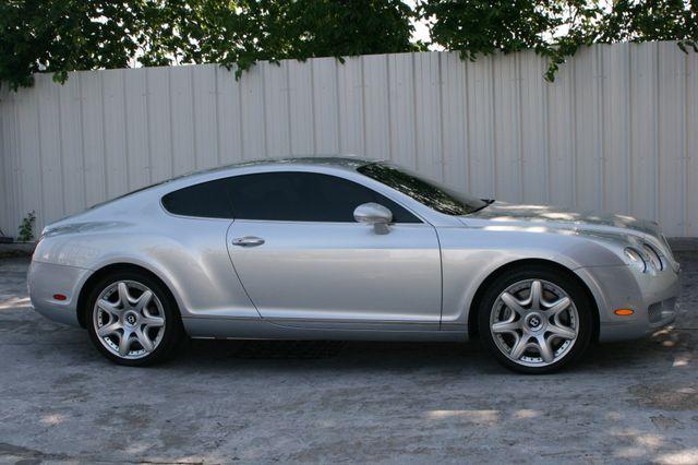 2005 Bentley Continental GT Houston, Texas 20