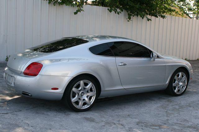 2005 Bentley Continental GT Houston, Texas 21