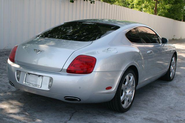 2005 Bentley Continental GT Houston, Texas 22