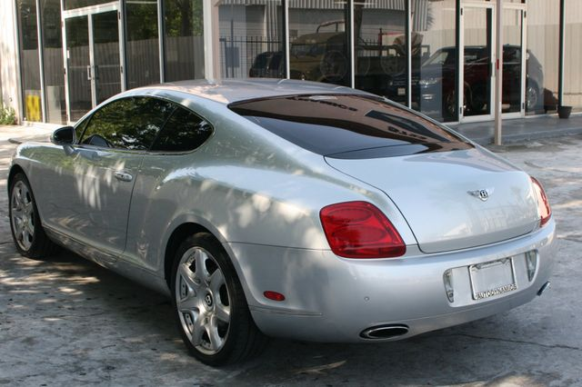 2005 Bentley Continental GT Houston, Texas 24