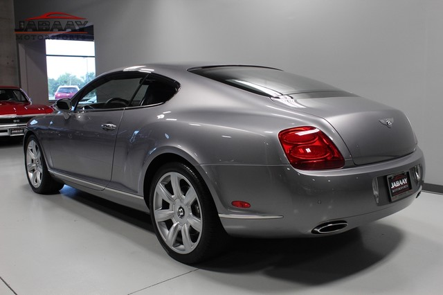 2005 bentley continental gt 39719 miles used bentley. Black Bedroom Furniture Sets. Home Design Ideas