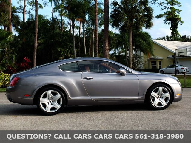 2005 Bentley Continental GT West Palm Beach Florida