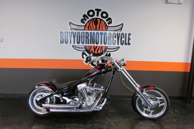 2005 Big Dog RIDGEBACK CHOPPER RIDGE BACK Arlington, Texas 0