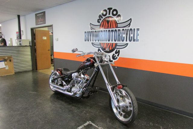 2005 Big Dog RIDGEBACK CHOPPER RIDGE BACK Arlington, Texas 2