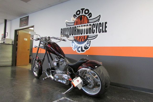 2005 Big Dog RIDGEBACK CHOPPER RIDGE BACK Arlington, Texas 34
