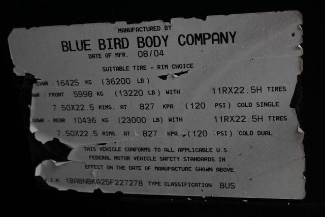 2005 Blue Bird Bus Mooresville , NC 19