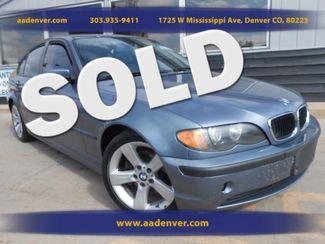 2005 BMW 325i  | Denver, CO | A&A Automotive of Denver in Denver, Littleton, Englewood, Aurora, Lakewood, Morrison, Brighton, Fort Lupton, Longmont, Montbello, Commerece City CO