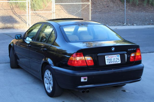 2005 BMW 325xi AWD PREMIUM PKG ONLY 87K MLS ALLOY WHLS NEW TIRES SUNROOF SERVICE RECORDS! Woodland Hills, CA 4