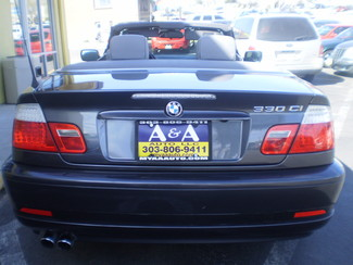 2005 BMW 330Ci CI Englewood, Colorado 5