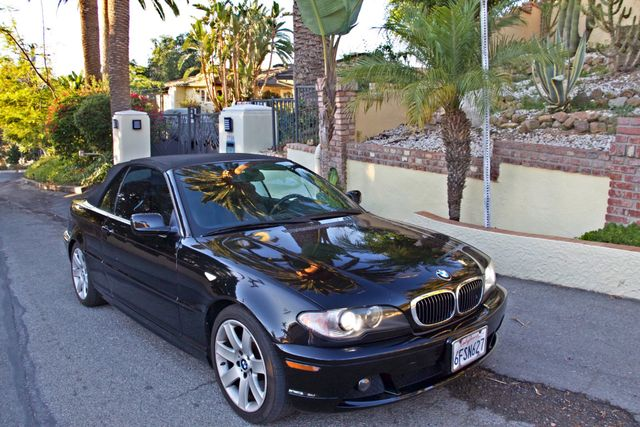 2005 BMW 330Ci SPORTS PKG ONLY 82K MLS AUTOMATIC XENON LEATHER Woodland Hills, CA 3