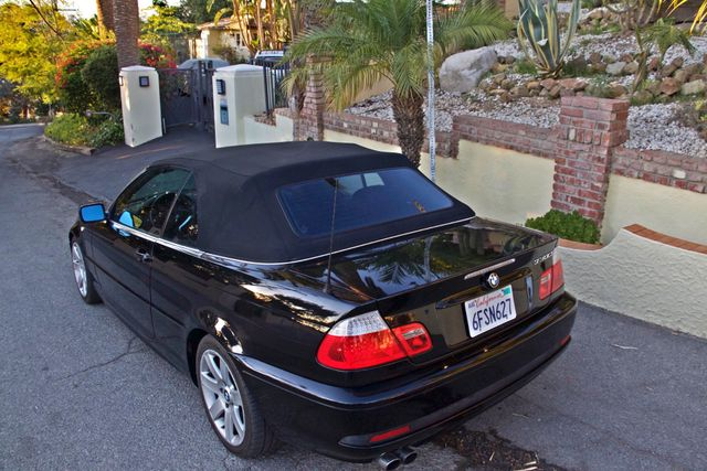 2005 BMW 330Ci SPORTS PKG ONLY 82K MLS AUTOMATIC XENON LEATHER Woodland Hills, CA 7