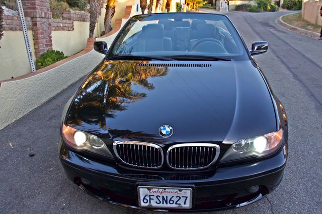 2005 BMW 330Ci SPORTS PKG ONLY 82K MLS AUTOMATIC XENON LEATHER Woodland Hills, CA 20