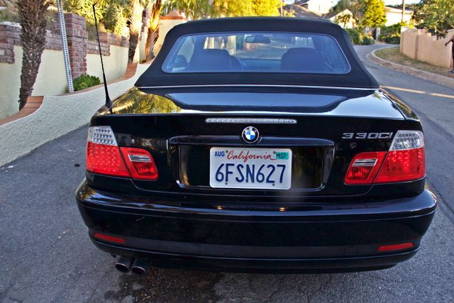 2005 BMW 330Ci SPORTS PKG ONLY 82K MLS AUTOMATIC XENON LEATHER Woodland Hills, CA 8