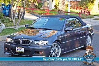 2005 BMW 330Ci ZHP PREFORMANCE PKG 72K MLS AUTOMATIC XENON ALLOY WHLS LEATHER Woodland Hills, CA