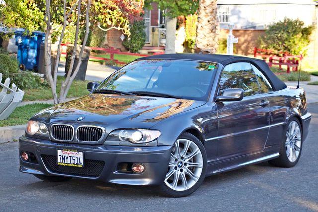 2005 BMW 330Ci ZHP PREFORMANCE PKG 72K MLS AUTOMATIC XENON ALLOY WHLS LEATHER Woodland Hills, CA 2
