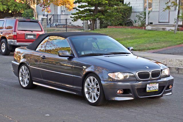 2005 BMW 330Ci ZHP PREFORMANCE PKG 72K MLS AUTOMATIC XENON ALLOY WHLS LEATHER Woodland Hills, CA 11