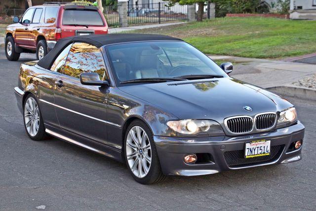 2005 BMW 330Ci ZHP PREFORMANCE PKG 72K MLS AUTOMATIC XENON ALLOY WHLS LEATHER Woodland Hills, CA 12