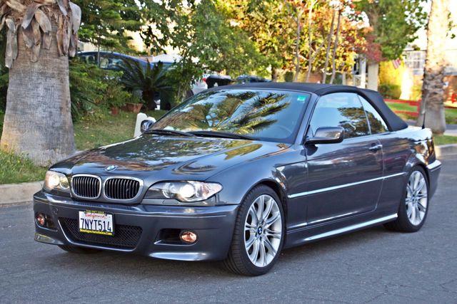 2005 BMW 330Ci ZHP PREFORMANCE PKG 72K MLS AUTOMATIC XENON ALLOY WHLS LEATHER Woodland Hills, CA 14