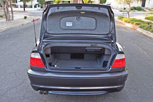 2005 BMW 330Ci ZHP PREFORMANCE PKG 72K MLS AUTOMATIC XENON ALLOY WHLS LEATHER Woodland Hills, CA 16