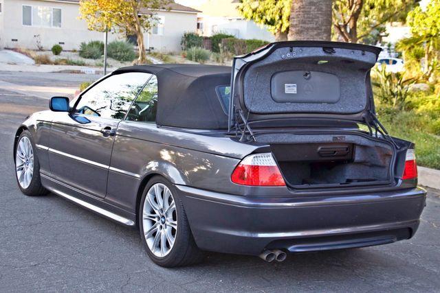 2005 BMW 330Ci ZHP PREFORMANCE PKG 72K MLS AUTOMATIC XENON ALLOY WHLS LEATHER Woodland Hills, CA 17