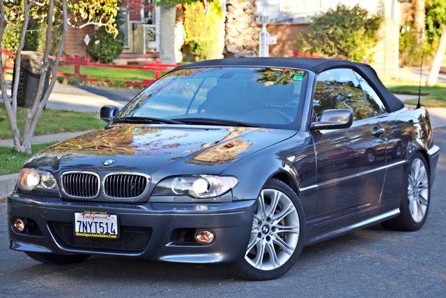 2005 BMW 330Ci ZHP PREFORMANCE PKG 72K MLS AUTOMATIC XENON ALLOY WHLS LEATHER Woodland Hills, CA 4