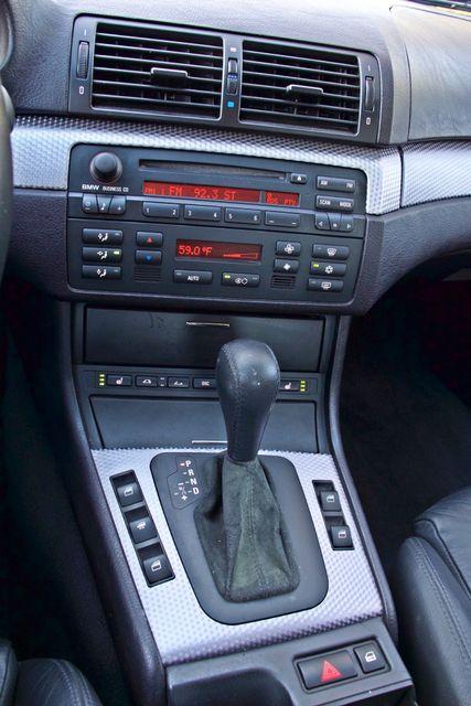2005 BMW 330Ci ZHP PREFORMANCE PKG 72K MLS AUTOMATIC XENON ALLOY WHLS LEATHER Woodland Hills, CA 24