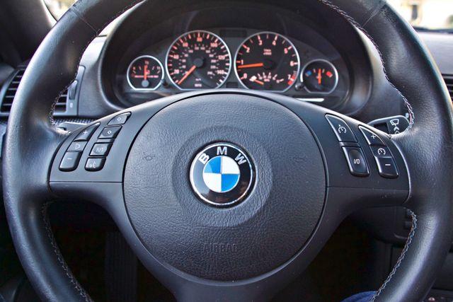 2005 BMW 330Ci ZHP PREFORMANCE PKG 72K MLS AUTOMATIC XENON ALLOY WHLS LEATHER Woodland Hills, CA 21