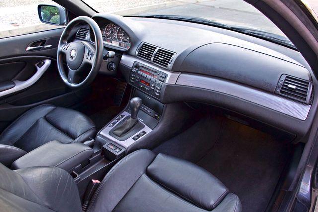 2005 BMW 330Ci ZHP PREFORMANCE PKG 72K MLS AUTOMATIC XENON ALLOY WHLS LEATHER Woodland Hills, CA 27