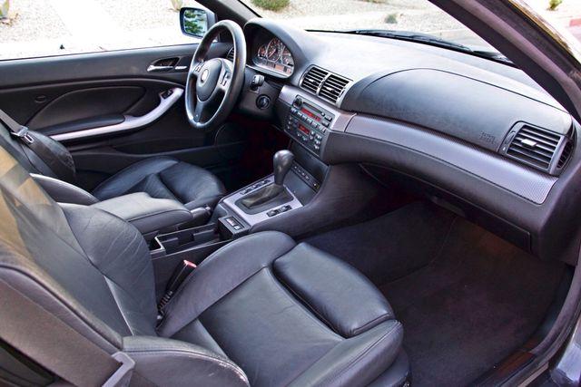 2005 BMW 330Ci ZHP PREFORMANCE PKG 72K MLS AUTOMATIC XENON ALLOY WHLS LEATHER Woodland Hills, CA 29