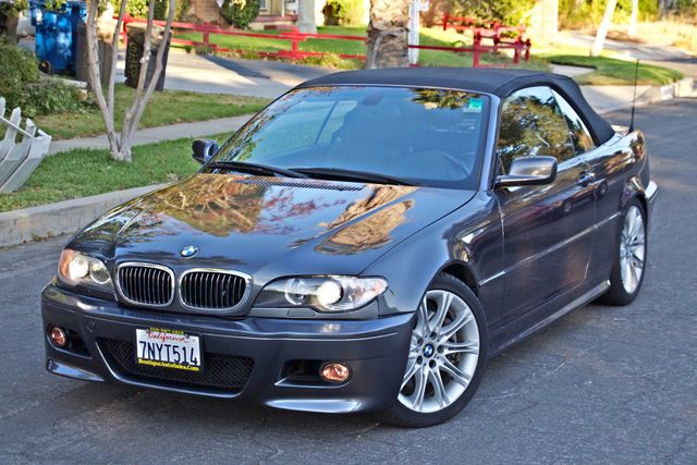2005 BMW 330Ci ZHP PREFORMANCE PKG 72K MLS AUTOMATIC XENON ALLOY WHLS LEATHER Woodland Hills, CA 1
