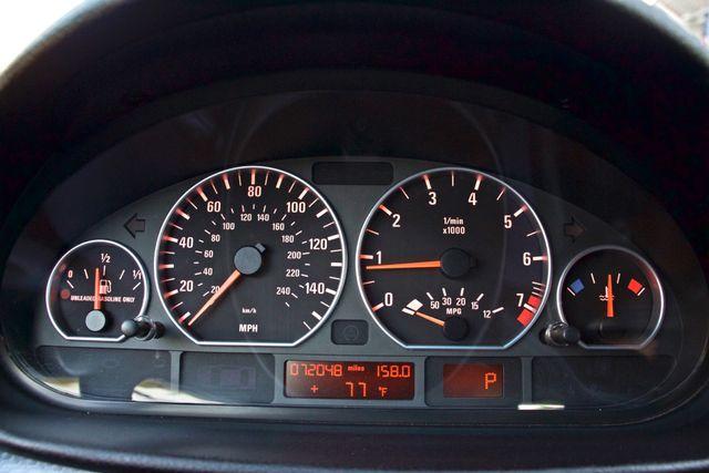 2005 BMW 330Ci ZHP PREFORMANCE PKG 72K MLS AUTOMATIC XENON ALLOY WHLS LEATHER Woodland Hills, CA 22
