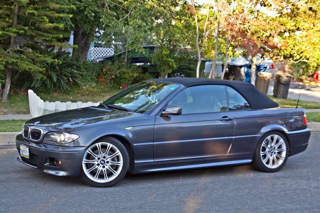 2005 BMW 330Ci ZHP PREFORMANCE PKG 72K MLS AUTOMATIC XENON ALLOY WHLS LEATHER Woodland Hills, CA 3