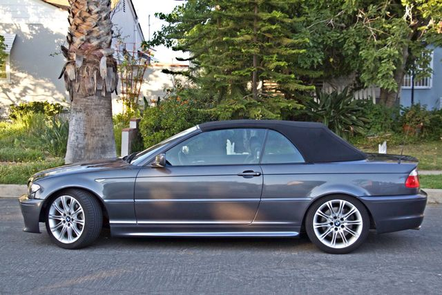 2005 BMW 330Ci ZHP PREFORMANCE PKG 72K MLS AUTOMATIC XENON ALLOY WHLS LEATHER Woodland Hills, CA 5