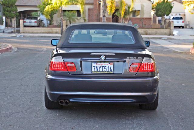 2005 BMW 330Ci ZHP PREFORMANCE PKG 72K MLS AUTOMATIC XENON ALLOY WHLS LEATHER Woodland Hills, CA 7
