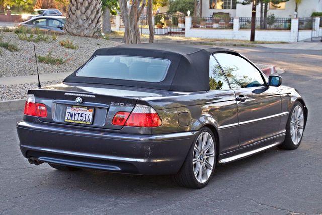 2005 BMW 330Ci ZHP PREFORMANCE PKG 72K MLS AUTOMATIC XENON ALLOY WHLS LEATHER Woodland Hills, CA 8