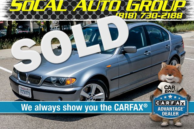 2005 BMW 330xi AWD - PREMIUM PKG - AUTO - HTD STS Reseda, CA 0